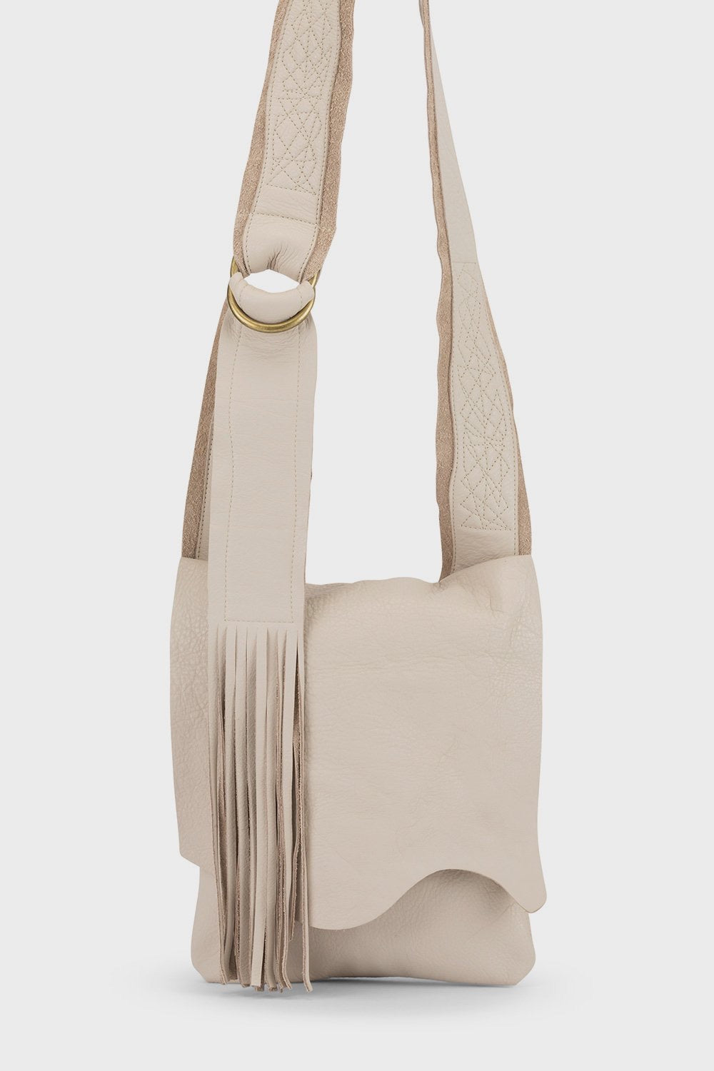 Molly G Wanderer Bag in Bone