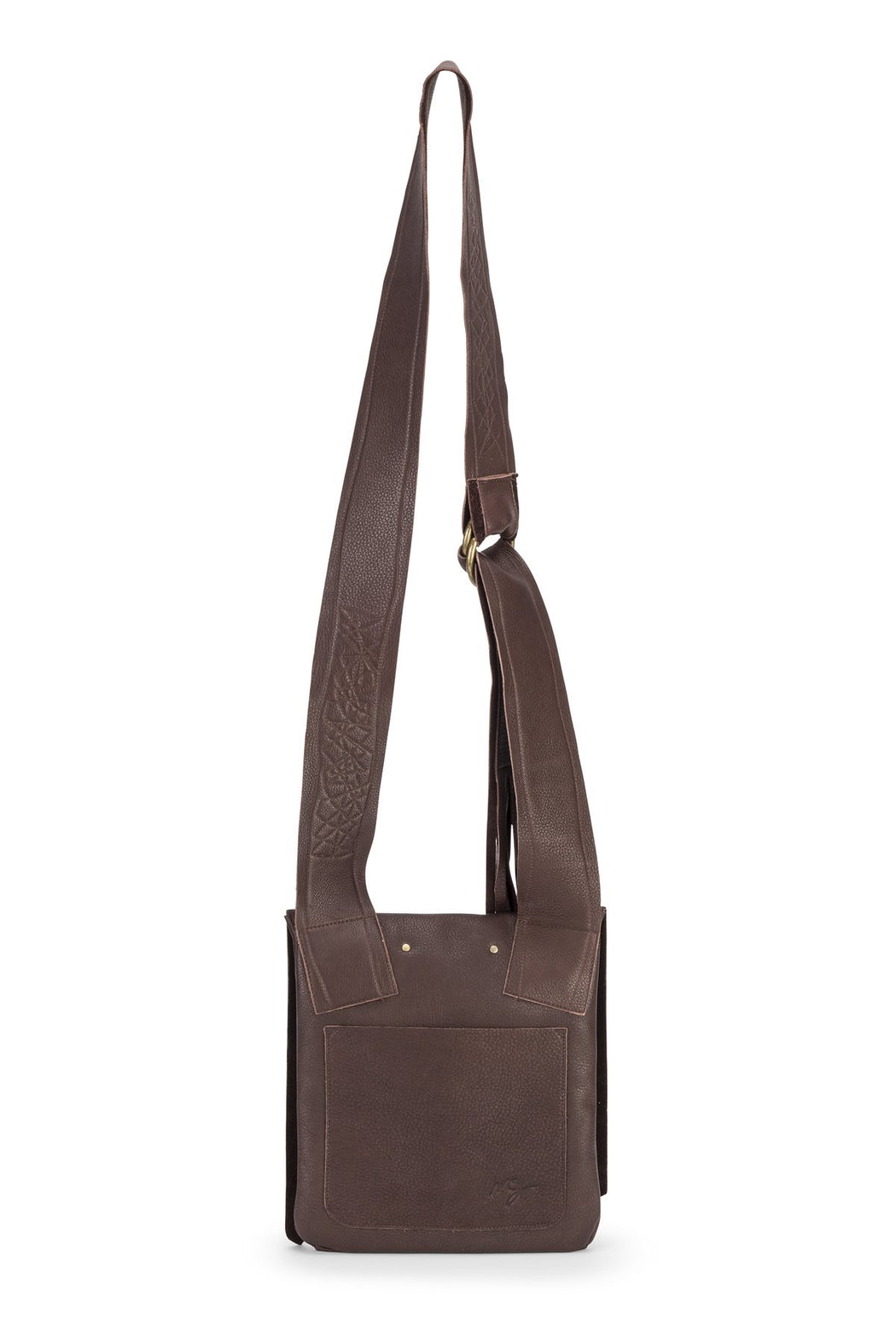 Molly G Wanderer Bag in Chocolate