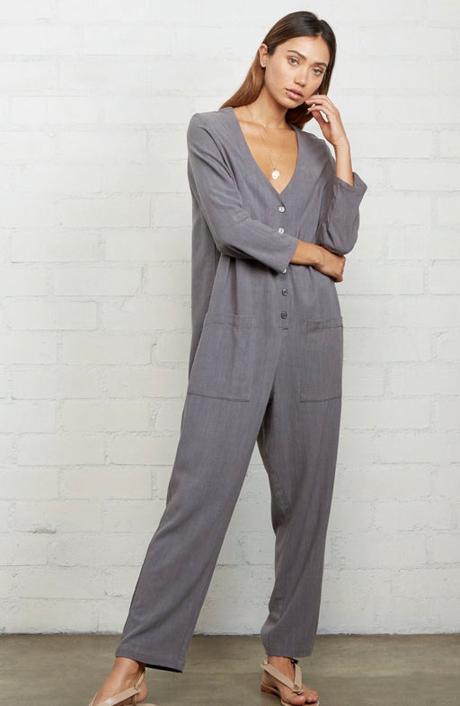 Rachel Pally Linen Troy Jumpsuit