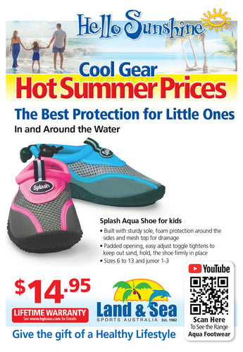 SPLASH AQUA SHOE KIDS