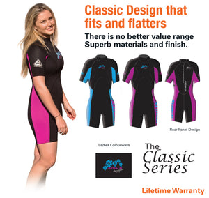 AQUASPORT X Ladies Springsuit