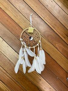 Ying Yang Dream Catcher