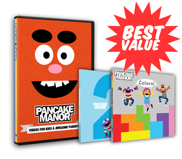 Pancake Manor Super Turbo Pack