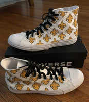 MADE TO ORDER Converse High Tops