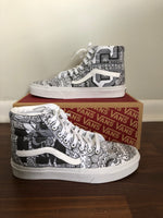MADE TO ORDER Vans High Tops