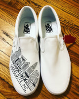 MADE TO ORDER Vans Slip-Ons