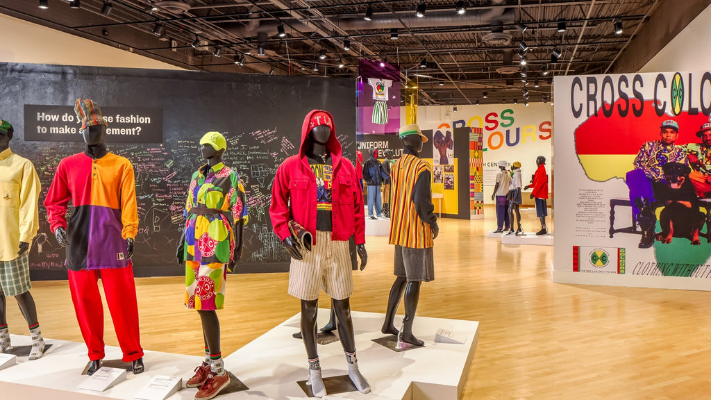 """It Was Never Just About Fashion""—The Founders of Cross Colours Discuss Their New Museum Exhibition"