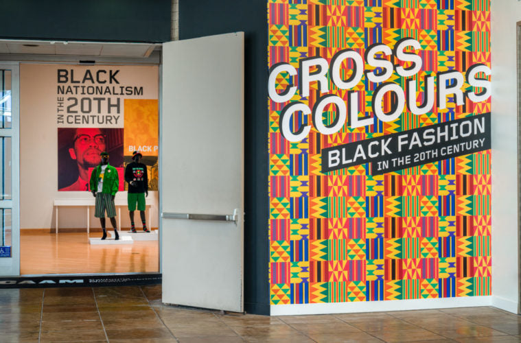CAAM'S New Exhibition Recognizes How Cross Colours Changed Clothing and Culture Forever