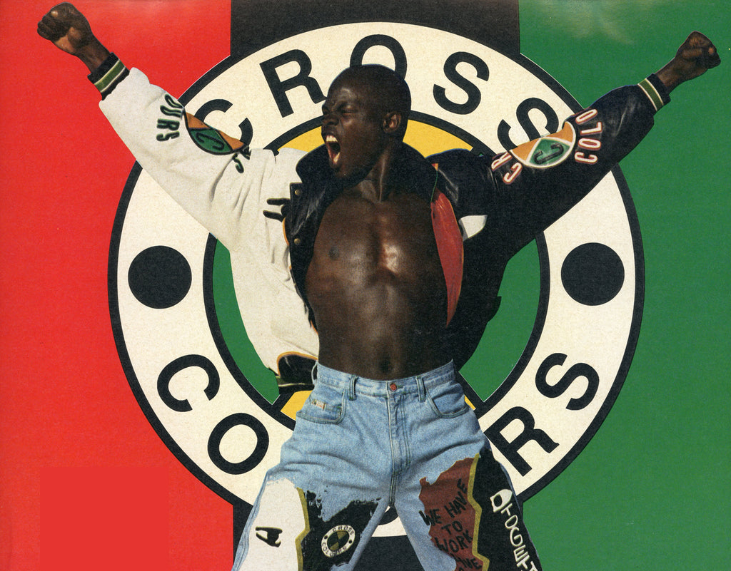 The Most Iconic Cross Colours Celebrity Moments