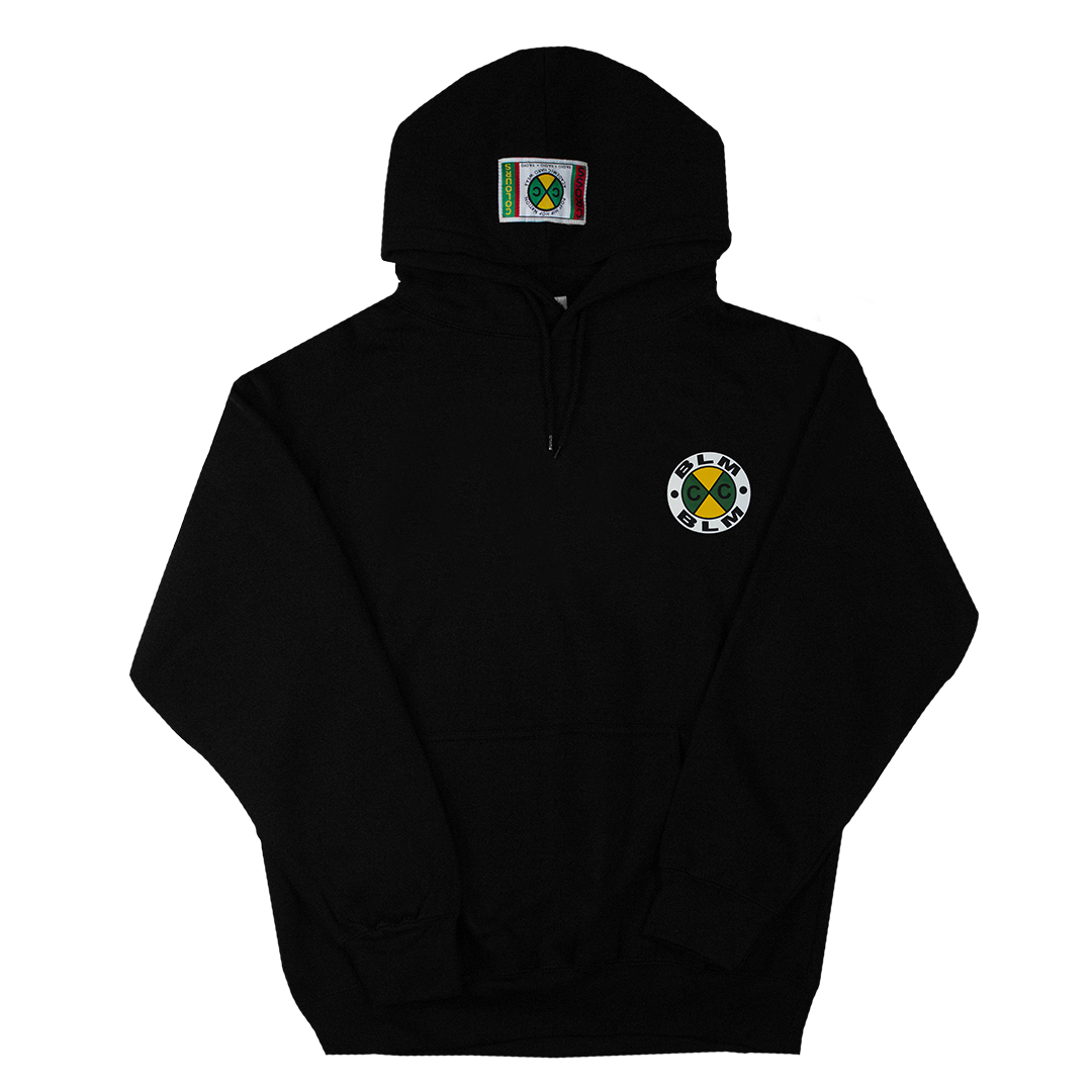 Cross Colours BLM Hoodie - Black