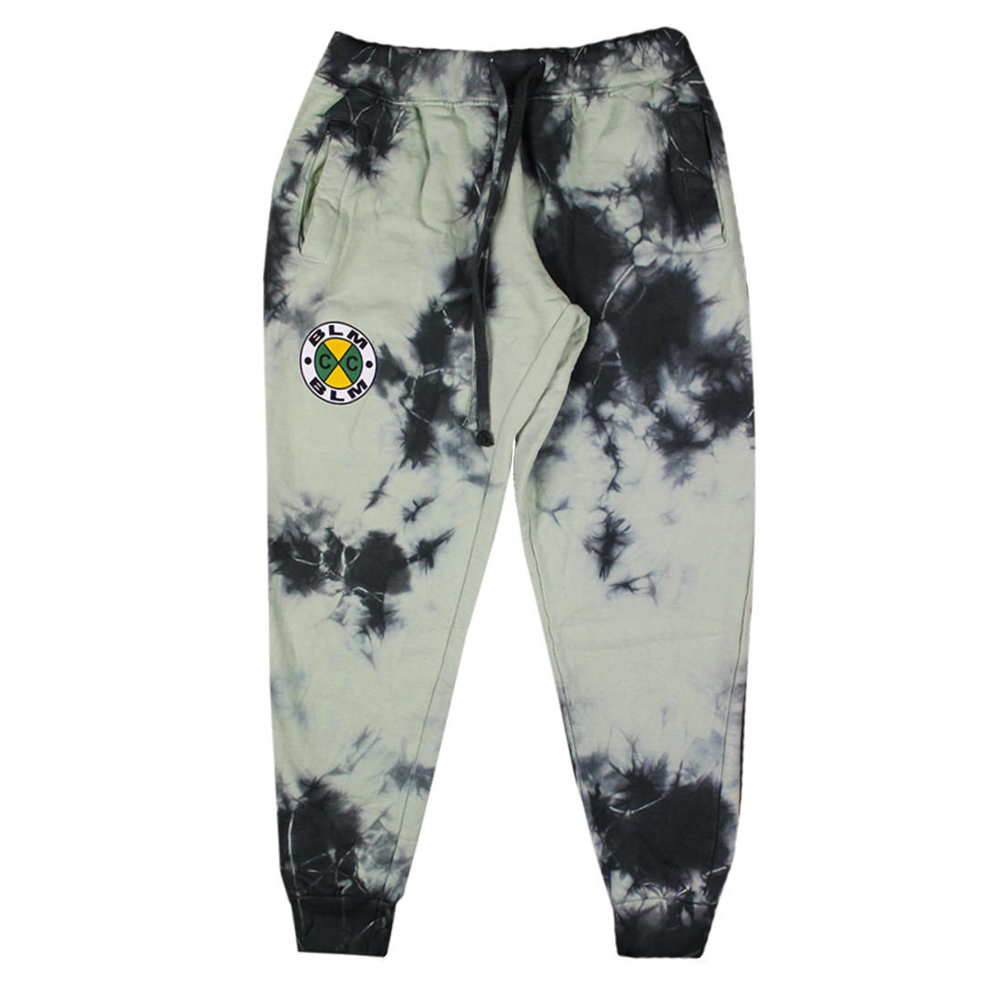 Cross Colours BLM Sweatpant - Tie Dye