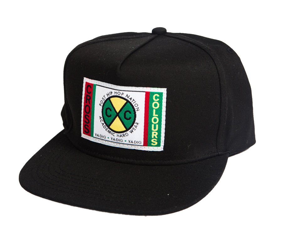 Cross Colours Classic Snapback - Cross Colours ba1fe03cd91