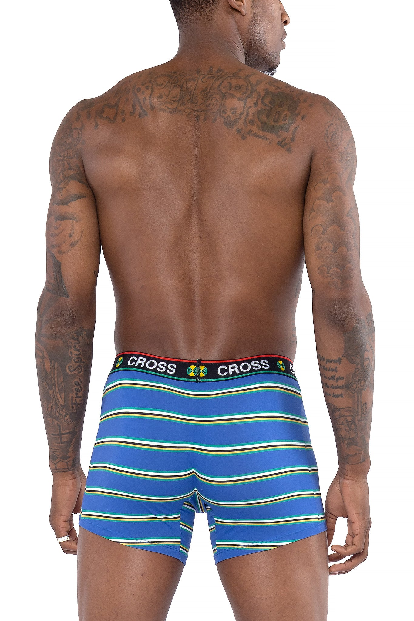 Cross Colours Retro Prep Boxer Brief