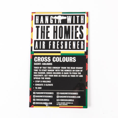 Cross Colours Air Freshener