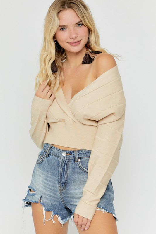 Hadley Sweater Top