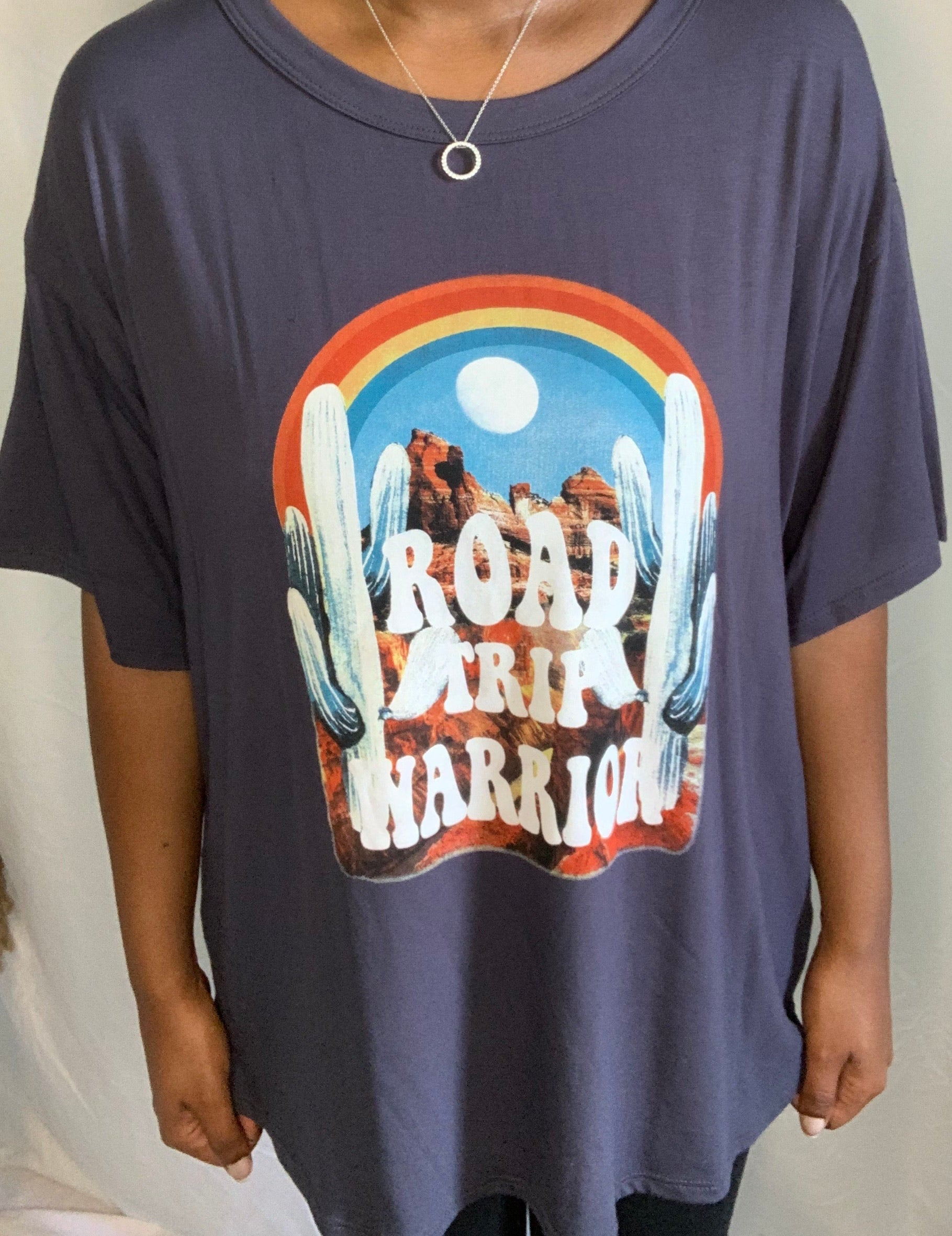 Mikayla Road Trip Warrior Tee