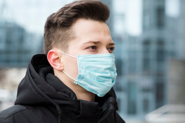 Lockdown? Wearing A Mask Can Help Us This Pandemic Season