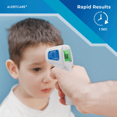 Alertcare Non-contact Infrared Forehead Thermometer - Alert Care Inc