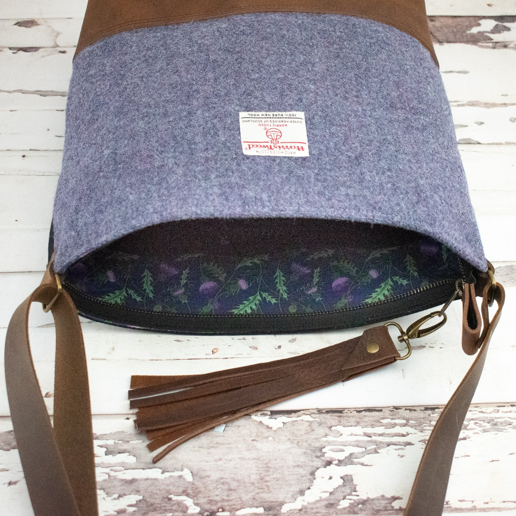 The Bonny Bag - Light Purple