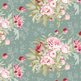 "Tilda ""Woodland - Hazel in Sage"" Quilt Collection Fabric by Tone Finnanger"
