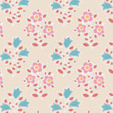 "Tilda ""Tiny Farm - Farm Flowers in Rosehip"" Quilt Collection Fabric by Tone Finnanger"