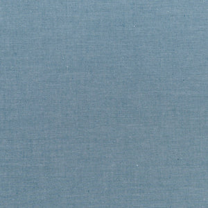 Tilda Chambray Basic in Petrol - Quilt Collection Fabric by Tone Finnanger