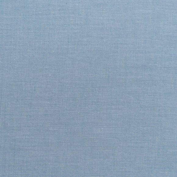 Arriving Soon! Pre-order now - Tilda Chambray Basic in Blue - Quilt Collection Fabric by Tone Finnanger