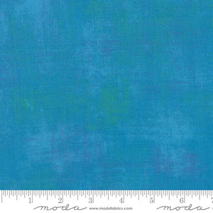 "Moda Fabrics + Supplies ""Grunge Basics - Turquoise"" by Basic Grey"