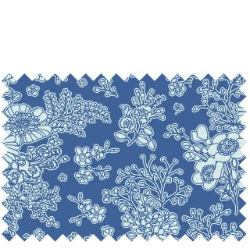 "Tilda ""Sunkiss - Imogen Blue"" Quilt Collection Fabric by Tone Finnanger"