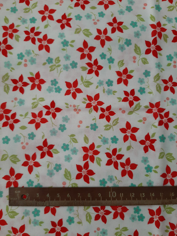 Pre Cut Fabric 1 mtr Moda Fabrics + Supplies