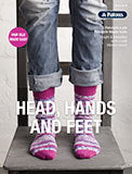 "Patons 4ply Patonyle ""Head, Hands and Feet"" Knitting & Crochet Pattern Book"