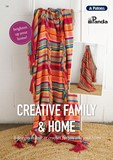 "Patons & Panda ""Creative Family and Home"" Knitting & Crochet Pattern Book"