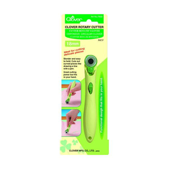 Clover Rotary Cutter 18mm