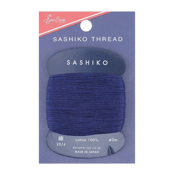 Daruma Sashiko Thread for Hand Stitching- See Options