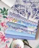 "Tilda ""Woodland"" Half Metre Bundle Pre Cut - Quilt Collection Fabric by Tone Finnanger"