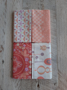 Fat Quarter Fabric Pack - Forest Fable