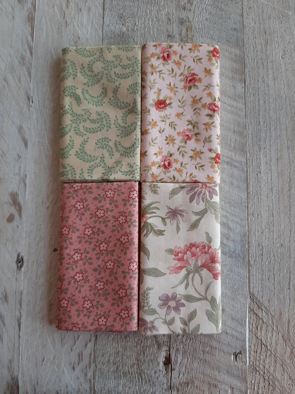 Fat Quarter Fabric Pack - Hyde Park