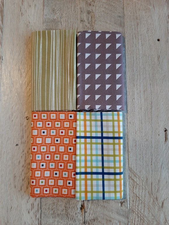 Fat Quarter Fabric Pack - Basics