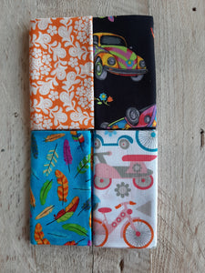 Fat Quarter Fabric Pack - Outdoors