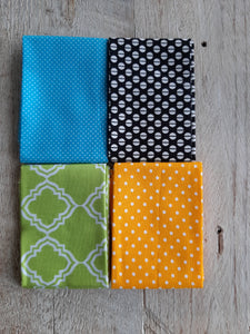 Fat Eighth Fabric Pack - Dots