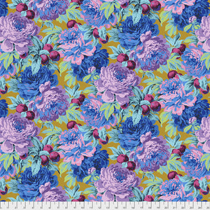 "Free Spirit Fabrics - Kaffe Fassett Collective ""Luscious in Ochre"" by Phillip Jacobs"