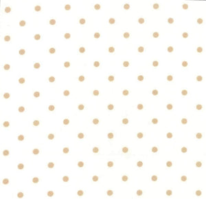 "Moda Fabrics + Supplies ""101 Maple Street - Cream/Beige"" by Bunny Hill Designs"