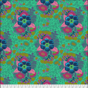 "Free Spirit Fabrics - Hindsight ""Piecework in Sea"" by Anna Maria Horner"