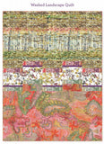 "Free Spirit Fabrics - Denise Burkitt Fancy Free ""Forest Medley in Green"""