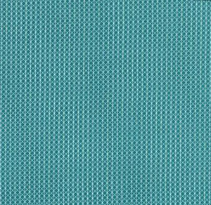 "Cotton+Steel Collection ""Netorious - in Teal"" Fabric Designed by Alexa Marcelle Abegg"