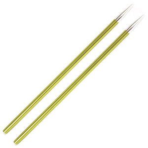 Knit Pro Zing Aluminium Interchangeable Circular Knitting Needle Tips - See Options for Size