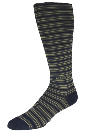 A New 2021 Performance ThinSkin! Stripes Navy w/Safari Green/Moss Gameday