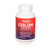 Vtamino Colon Sweep-Colon Cleansing Natural Formula (30 Days Supply)