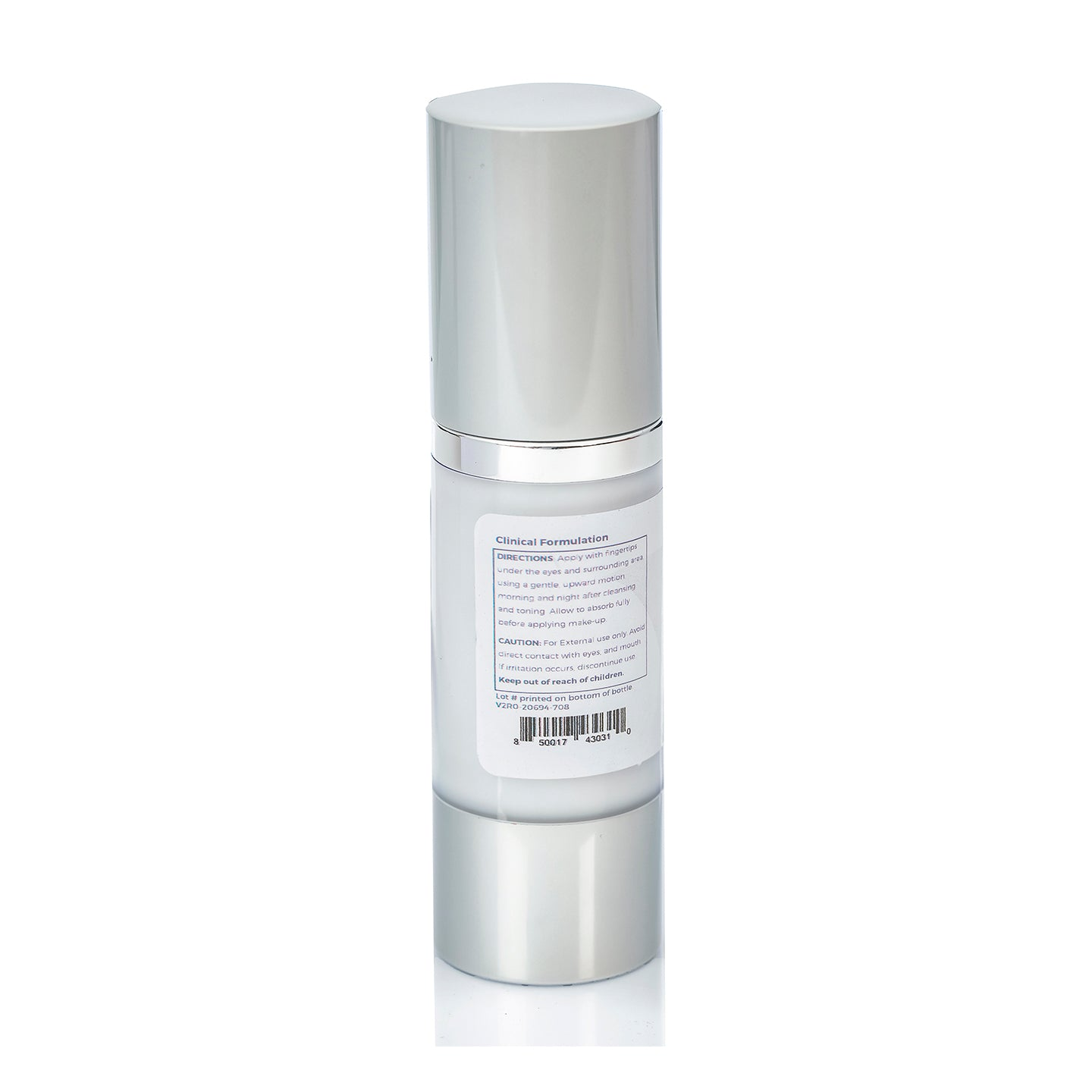 Vtamino Eye Care – 1oz/30ml-Natural Anti-Aging Cream- Clinical Formulation (30 Days Supply)