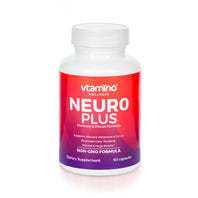 Vtamino Neuro Plus-Memory & Focus Formula (30 Days Supply)